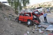 İZMIR ADLI TıP KURUMU - İzmir'deki Trafik Kazasında 1 Kişi Hayatını Kaybetti