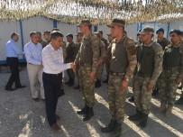 MEHMET ALİ ÖZKAN - Kaymakam Özkan'dan Mehmetçiğe Bayram Ziyareti