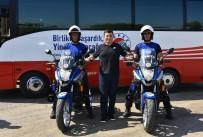 ZABITA EKİBİ - Kepez'de Motorize Zabıta Mesaiye Başladı