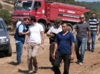 Kepsut'taki Yangın Kontrol Altına Alındı