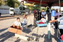 EĞLENCE MERKEZİ - Kilis'te Türk Ve Suriyeli Çocuklar Birlikte Eğlendi
