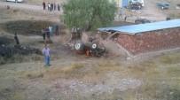 MALATYA ADLI TıP KURUMU - Kuluncak'ta Traktör Kazası Açıklaması 1 Ölü