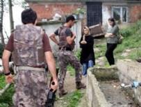 VAZELON MANASTıRı - Maçka'da gıda maddesi çalınan evlerde terörist izi sürüyor