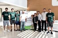 MAMAK BELEDIYESI - Mamaklı Basketbolcular Sağlık Kontrolünden Geçti
