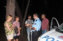 KURTARMA EKİBİ - Ormanda Kaybolan Rus Anne Ve Kızı 8 Saat Sonra Bulunabildi