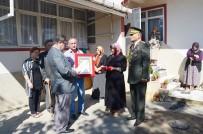 HAİN SALDIRI - Şehidin Şehadet Belgesi Ailesine Teslim Edildi
