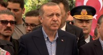 İSTANBUL EMNIYET MÜDÜRÜ - Şehit Cenazesine Cumhurbaşkanı Erdoğan Da Katıldı