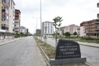 PEYGAMBER - Şehit Uzman Çavuşun İsmi Tekkeköy'de Yaşatılacak