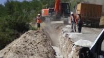 AHMET ÇAKıR - Topraktepe'de 150 Yıllık Kanalizasyon Sorunu Çözüldü