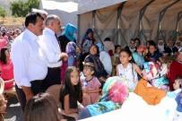 YOL YAPIMI - Yahyalı'da Pilav Şenliği Düzenlendi