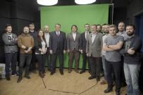 ÇEKIM - Açıköğretim Sisteminde Yeşil Perdeli Videolar