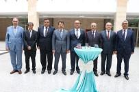 ADANA VALİSİ - Adana'da Adli Yıl Kokteylle Açıldı