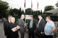 YANGIN FACİASI - Almanya'da Yangında Yaralanan Türklere DİTİB'den Ziyaret