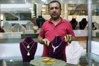 DUBAI - Altın Düşmeyince, İmitasyonu Gözde Oldu