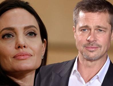 'Angelina Jolie ile Brad Pitt barıştı' iddiası