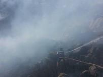 Ardahan'daki Orman Yangını Kontrol Altına Alındı