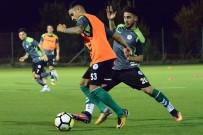 KAYACıK - Atiker Konyaspor, Alanyaspor Maçı Hazırlıklarına Başladı