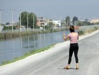 SULAMA KANALI - Atladığı Sulama Kanalında Kayboldu