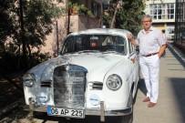 NOSTALJI - Aydınlı Muhasebeci, 60 Yaşındaki Otomobili Yürütmek İçin Servet Harcadı