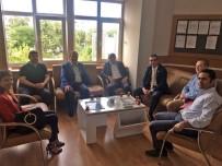 ZIHNI ŞAHIN - Başkan Şahin Açıklaması 'Türk Yargısı Kimseden Emir Ve Talimat Almaz'