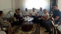 Başkan Tutal, Şehit Ailelerinin Bayramını Kutladı