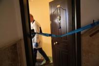 MUSTAFA APAYDIN - Başkent'te Bir Evde Üst Üste İki Korkutan Patlama