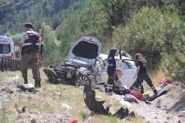ÇALINTI ARAÇ - Bayram Tatilinin Acı Bilançosu Açıklaması 122 Ölü