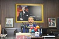 BURSA EMNIYET MÜDÜRLÜĞÜ - Bursa Emniyet Müdürü Ak Göreve Başladı Açıklaması