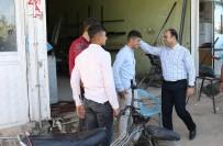 İSTİNAT DUVARI - Ceylanpınar Prestij Cadde De Sona Gelindi
