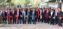 MASUMIYET - Diyarbakır'da Adli Yıl Törenle Açıldı