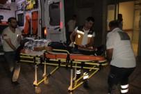ALPARSLAN TÜRKEŞ - Elazığ'da Silahlı Kavga  Açıklaması 1 Yaralı