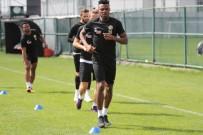 SERGEN YALÇIN - Eskişehirspor Giresunspor Maçına Hazırlanıyor