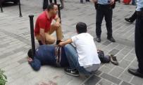 HAMIDIYE - Gezi Parkı'nda 'tinerci' dehşeti