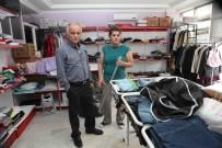 KARABAĞ - Giyilmeyen Eşyalar Sosyal Markete
