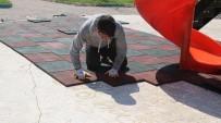 SALAR - Haliliye'de Parklar Yenileniyor