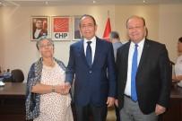 MESUT ÖZAKCAN - Hamzaçebi'nin Aydın Ziyaretinde, Başkan Özakcan'ı Şaşırtan Teşekkür