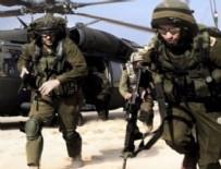 GOLAN TEPELERİ - İsrail'den büyük saldırı hazırlığı