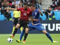 MEHMET TOPAL - İşte Hırvatistan Maçı 11'İmiz