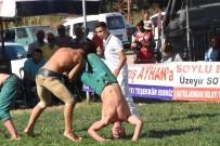 SINOP VALISI - Kabalı Köyü Karakucak Güreşleri Yapıldı