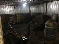 KAMYONCULAR - Kaçak Akaryakıtı Toprak Altında Gizlemişler