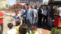 MEHMET EMIN ŞIMŞEK - Kaymakam Kırlı Vatandaşlarla Bayramlaştı