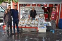 MARMARA BÖLGESI - Kırıkkaleli Balık Satıcıları Yeni Sezondan Umutlu