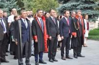 ADLİYE BİNASI - Kütahya'da Yeni Adli Yıl Törenle Açıldı