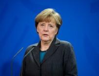 SKANDAL - Merkel'den skandal Türkiye açıklaması