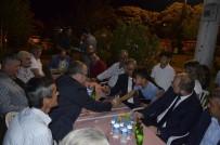 HALIL ELDEMIR - Milletvekili Eldemir Ve İl Başkanı Karabıyık Bayırköylülerle Bir Araya Geldi