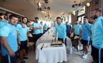 MİLLİ FUTBOLCU - Nuri Şahin'e Doğum Günü Sürprizi
