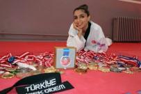 TEKVANDO - 15 yılda 75 madalya kazandı