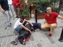 HAMIDIYE - Taksim'de Dehşet Anları