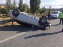 HITIT ÜNIVERSITESI - Sungurlu'da Bayram Bilançosu Ağır Oldu  Açıklaması 1 Ölü, 24 Yaralı