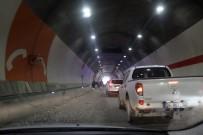 SADRAZAM - TBMM Başkanı İsmail Kahraman, Ovit Tüneli'nde İncelemelerde Bulundu